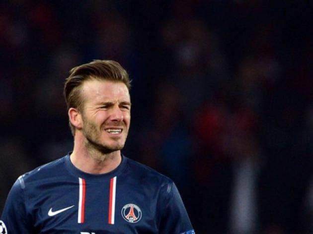 Beckham criticism strange and unfair say PSG boss Ancelotti