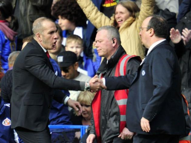 Di Canio plans to whip Sunderland into shape
