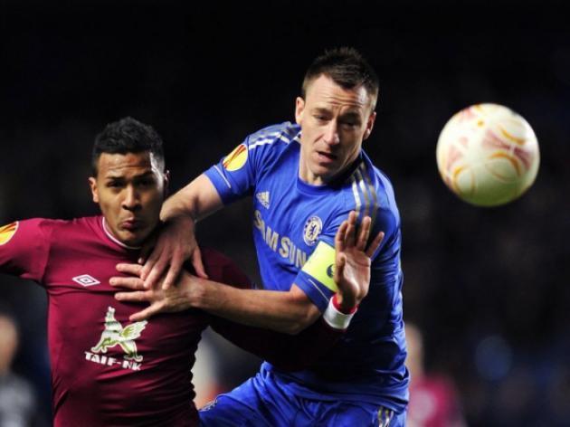 Chelsea target Europa semis in a bid to create history