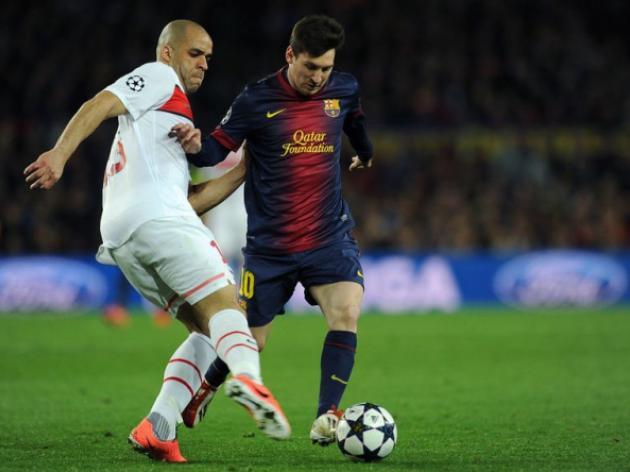 Barcelona hail supersub Messi