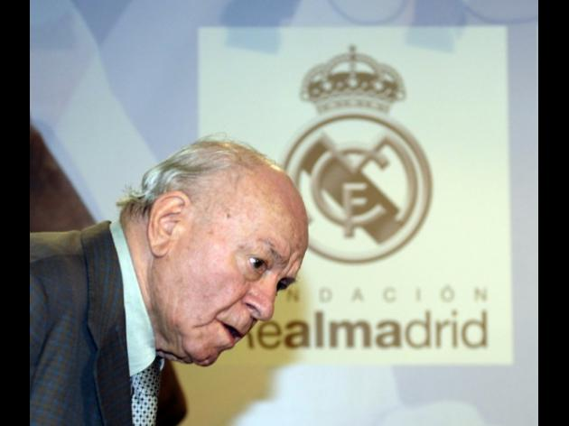 Di Stefano in coma after heart attack