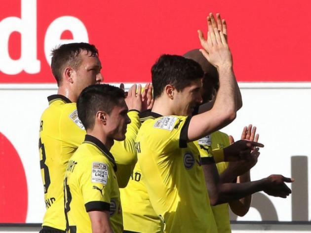 Real fan Nadal praises Dortmund