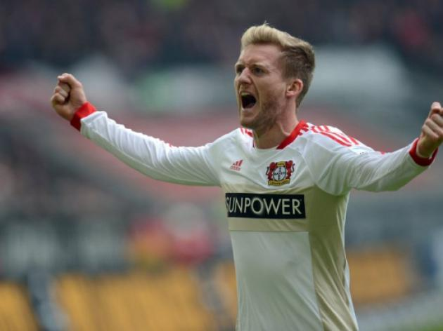 Chelsea bid again for Germany star Schuerrle
