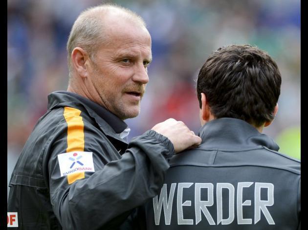 Long-serving Bremen FC coach Schaaf threatens to quit