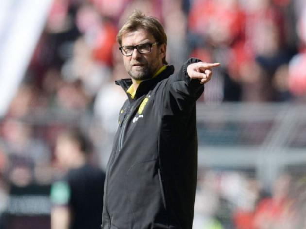 Were ready for Real, says Dortmunds Klopp