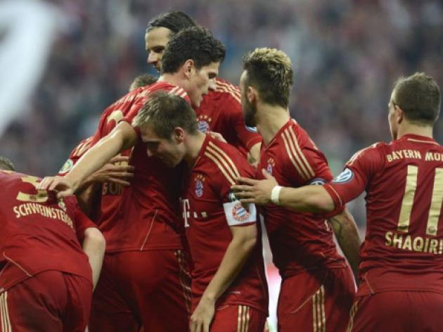 Bayern arent Euro chokers, insists Phillip Lahm