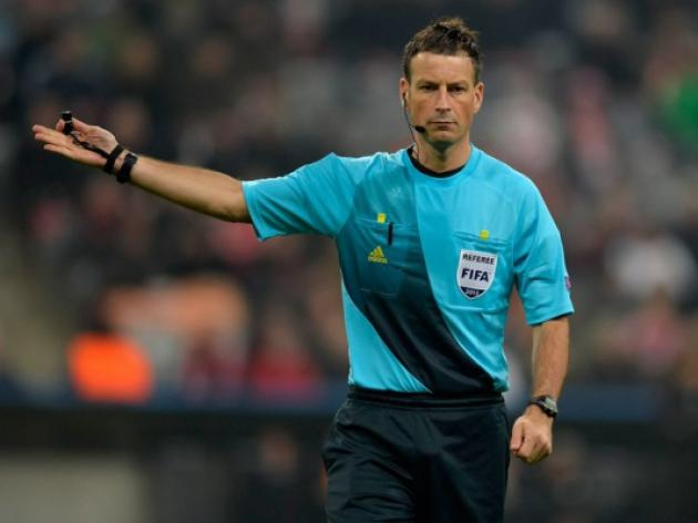 Clattenburg to referee Chelsea after Mikel row