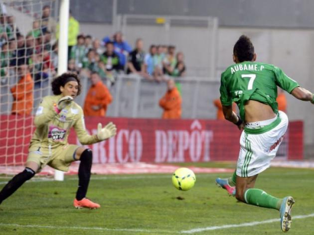 Saint-Etienne beat Ajaccio to retain CL hopes