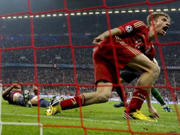 Bayern thrashing signals end of an era for Barca