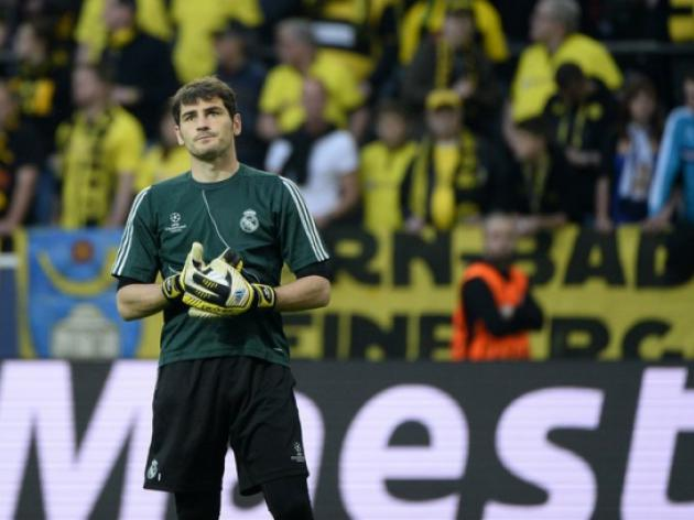 Madrid can still get to Wembley - Casillas