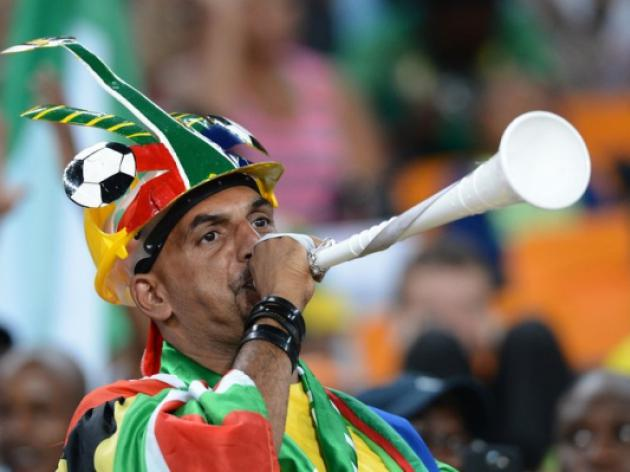 Brazil unveils its version of the vuvuzela