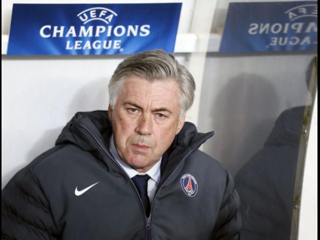 Ancelotti denies speaking to Real over move
