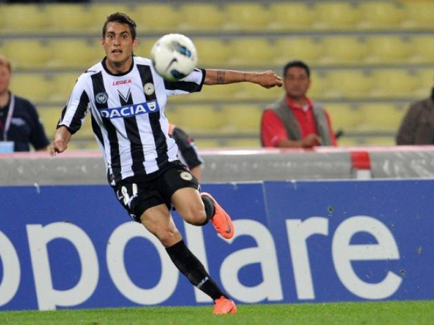 Udinese up to 5th as Bologna snatch Atalanta draw
