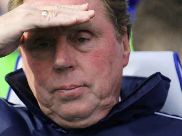 Redknapp planning for QPR relegation