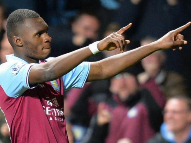 Benteke treble sparks Villas joy of six