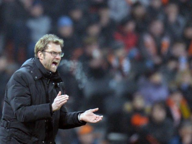 Dortmund boss Klopp unimpressed with referee Webb