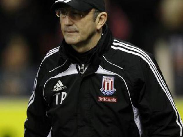 Pulis won't speak on Spurs swoop