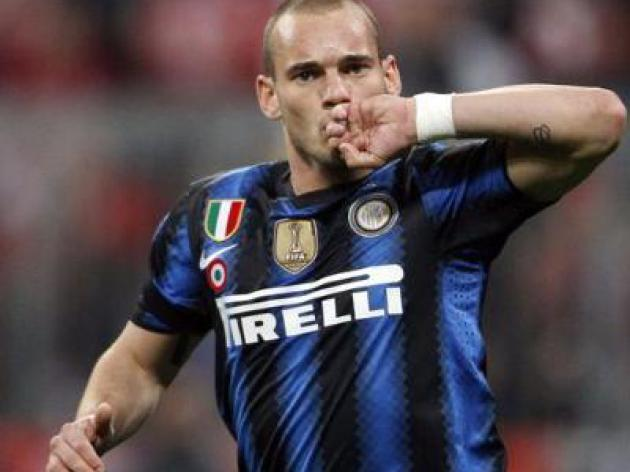 Sneijder exit dead in water - Inter