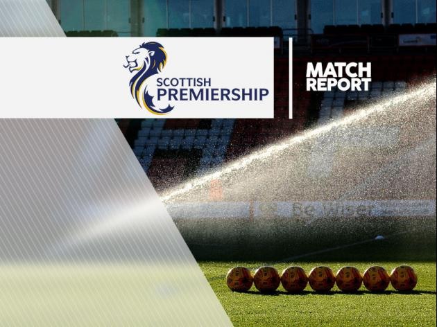 St Mirren 1-1 St Johnstone: Report