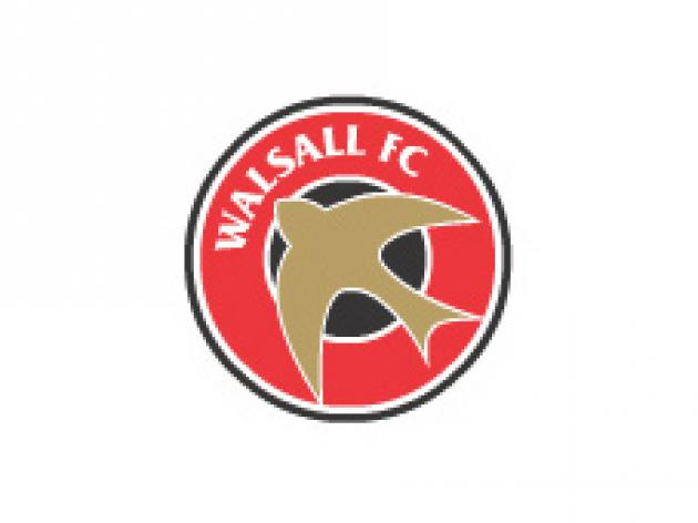 Walsall must keep going - Smith
