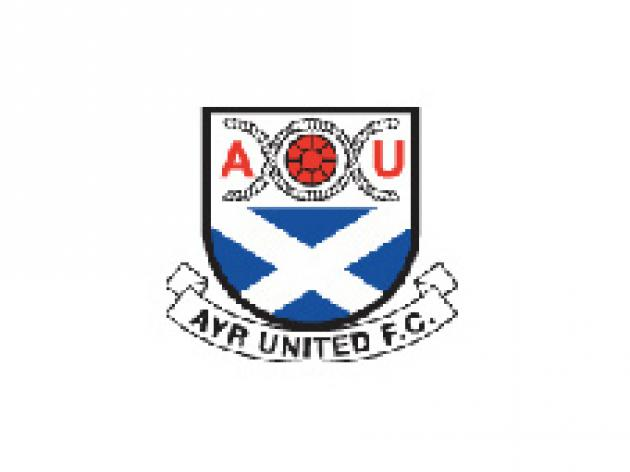Ayr United v Peterhead