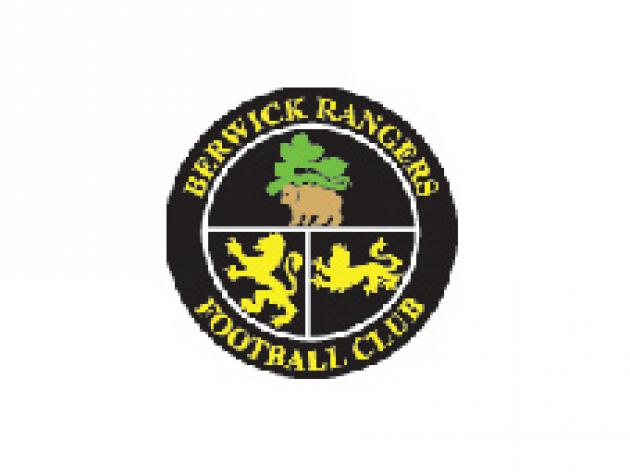 Berwick Rangers v Elgin City
