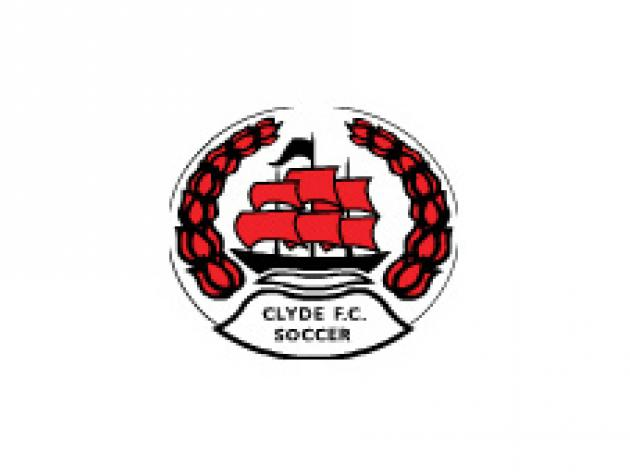 Annan Athletic v Clyde