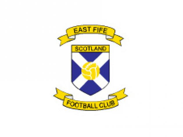 East Fife --- Dunfermline: Match Report