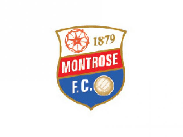 Stirling 1-3 Montrose: Report
