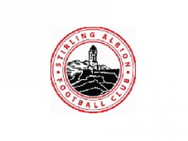Brechin 1-2 Stirling: Report