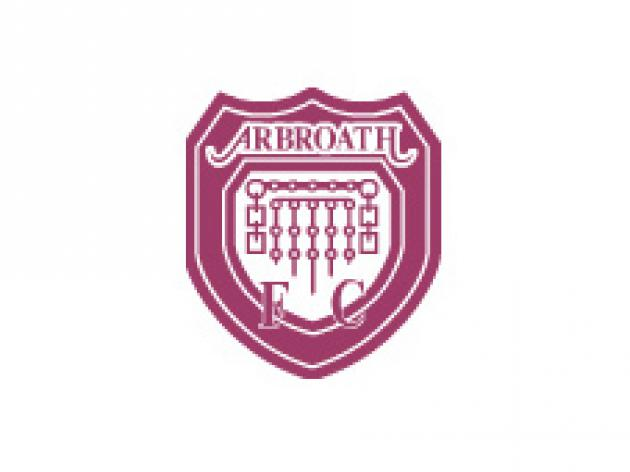 Stranraer --- Arbroath: Report