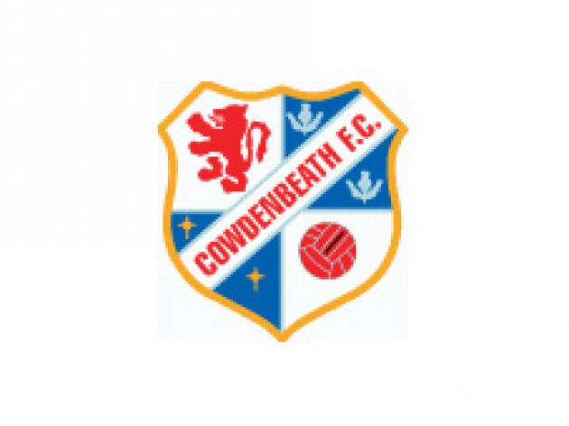 Cowdenbeath 2-0 Dundee: Match Report