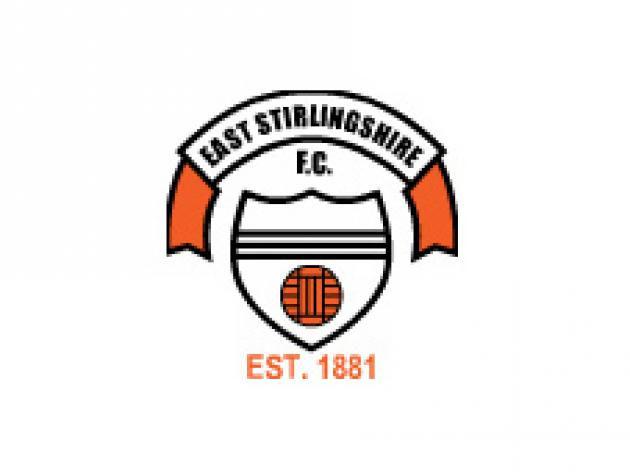 Team lineups: East Stirlingshire v Annan Athletic 03 Dec 2011