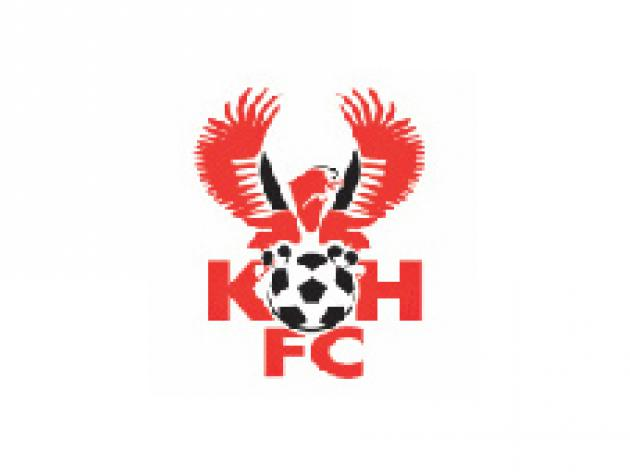 Kidderminster agree to Riley exit