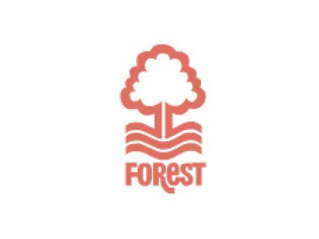 A huge chance for Forest to pull away