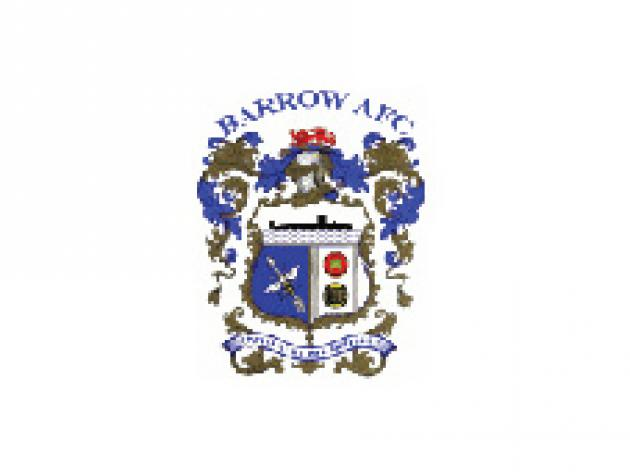 Barrow 1-0 Guiseley: Match Report