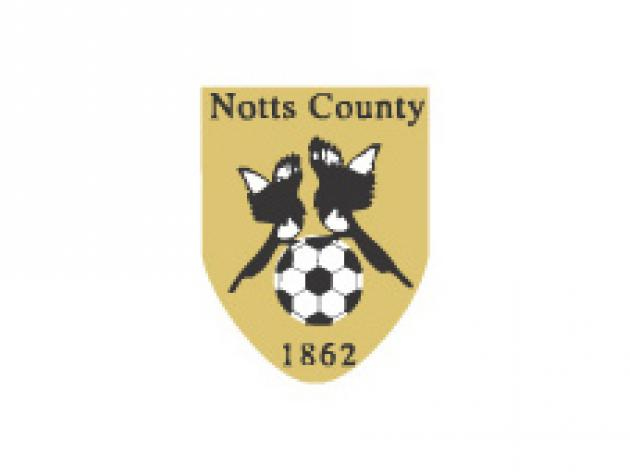 Notts fans to pay at turnstiles tomorrow