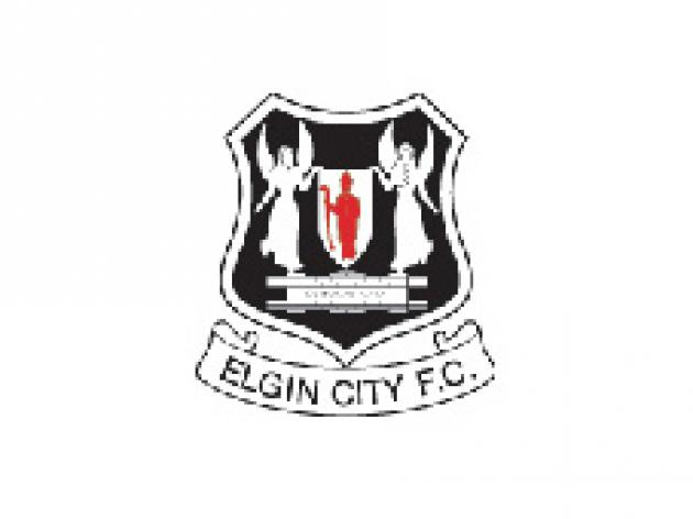 Elgin - Queens Park: Match Report