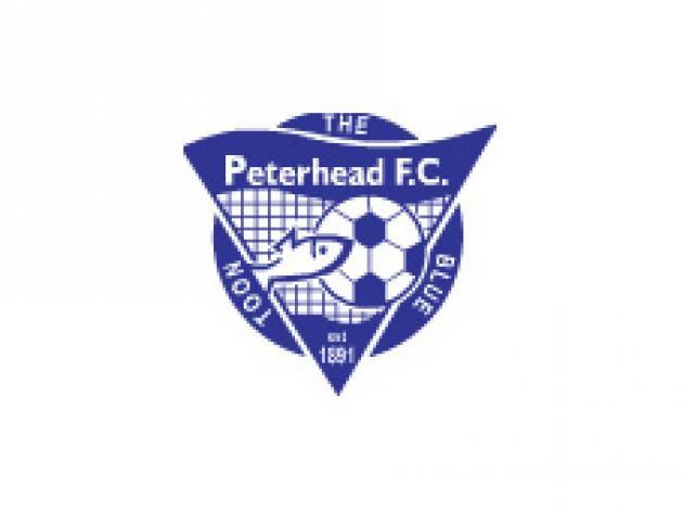 Montrose 1-3 Peterhead: Report