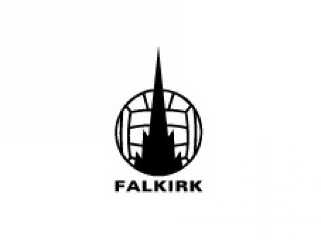 Falkirk have unveiled Gary Holt as their new manager