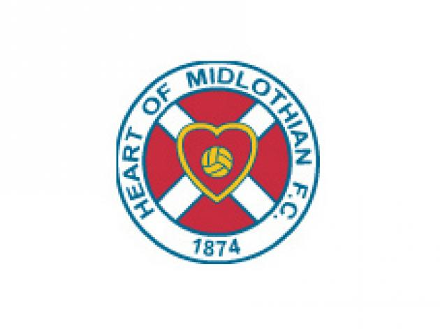 Sutton pinches point for Hearts