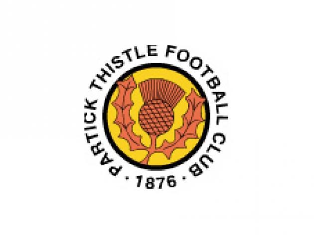 Team lineups: Greenock Morton v Partick Thistle 10 Apr 2012