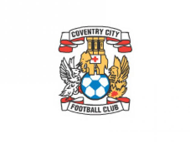 Coventry City Get Drawn Away
