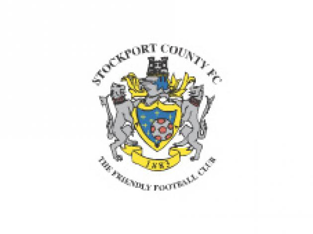 Fletcher in for Stockport