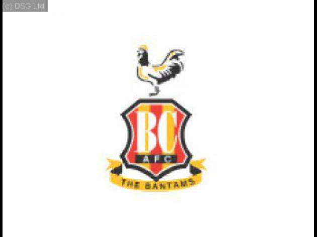 Appeal joy for Bantams forward