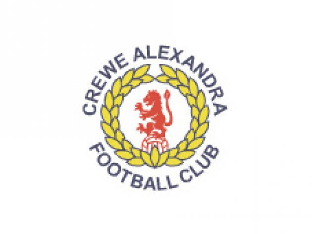 Gradi happy with Crewe strikers