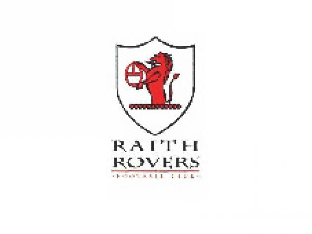 Raith 2-0 Airdrie Utd: Match Report