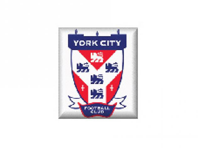 York 0-2 Chesterfield: Match Report