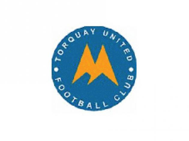 Robins to host Torquay