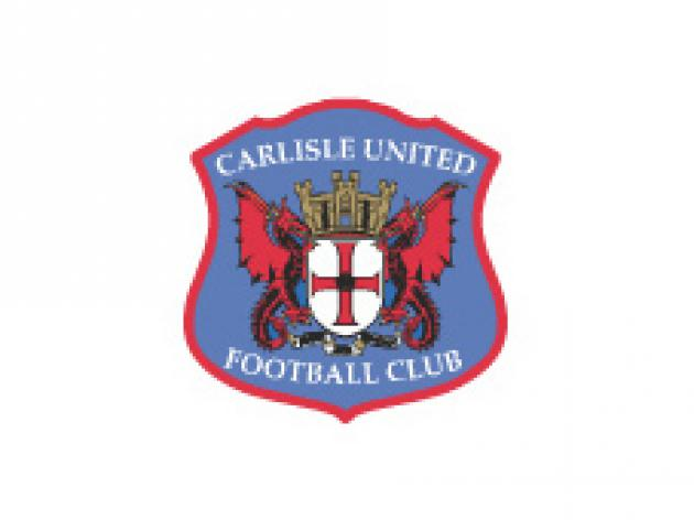 Barrow return for Carlisle's Cook